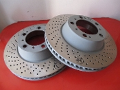 Rear Brake Rotor - 996 GT3 Cup