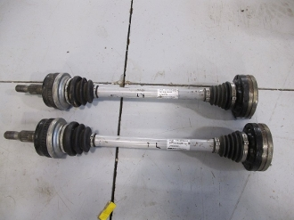 Porsche 997 Cup White Axles - Used - 997 GT3R/RSR
