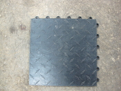 Race Deck Garage Tile 50 diamond garage floor- USED