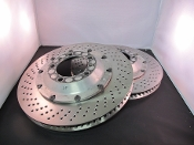 PFC Front Brake Rotors (Pair) Used Hats | Floating