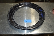 "2.0"" Wheel Outer - BBS Motorsports Anodized Black - USED"