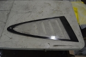 Porsche GT3 Cup Lexan Quarter Window | Left | Used