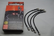 Goodridge Stainless Brake Lines. Phantom